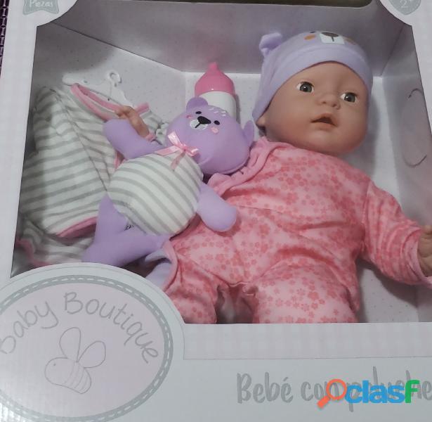 BABY BOUTIQUE CON PELUCHE 3