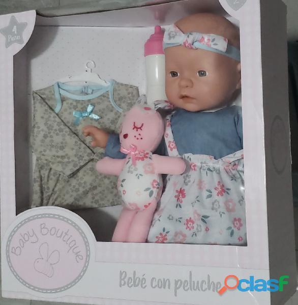 BABY BOUTIQUE CON PELUCHE 4