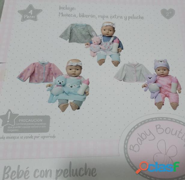 BABY BOUTIQUE CON PELUCHE 7