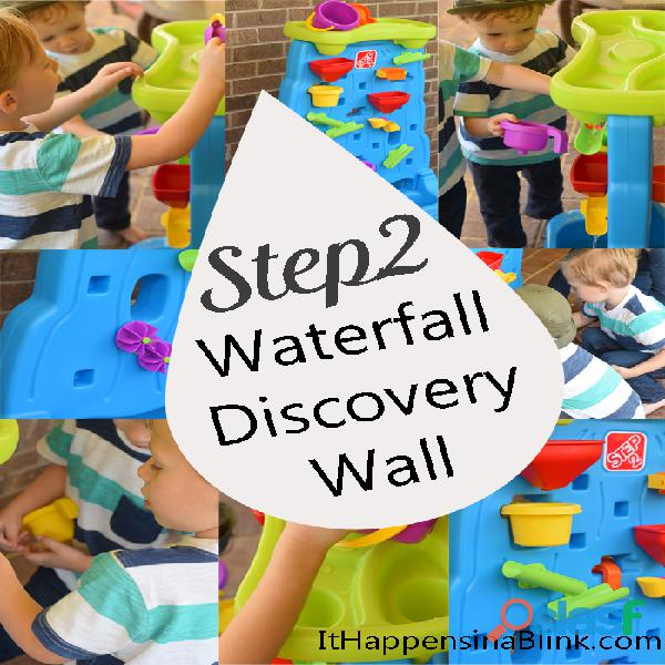 Waterfall Discovery Wall 13