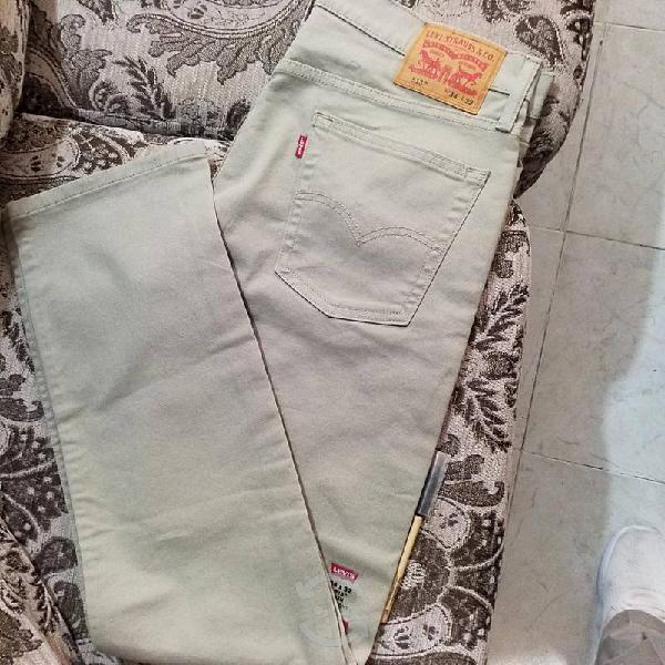 Jeans levis modelo 513 nuevo