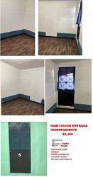 Rento habitacion 2400 agricola oriental