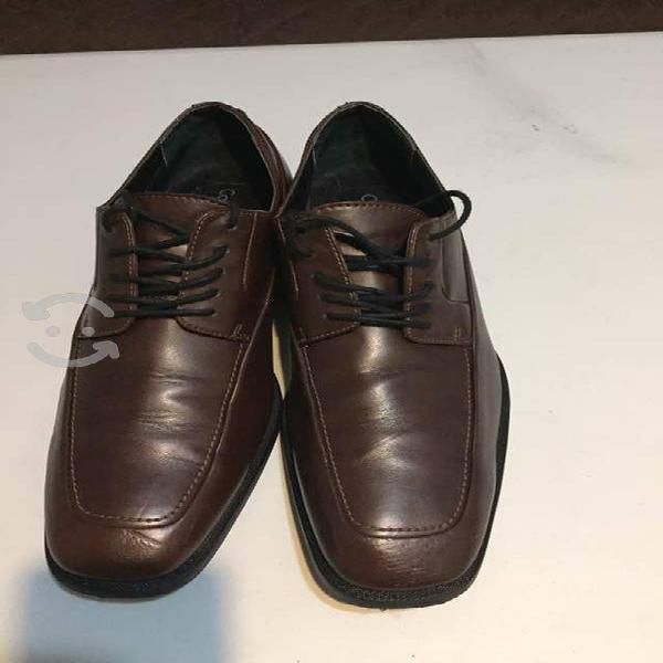 Zapatos calvin klein #9 seminuevos una puesta