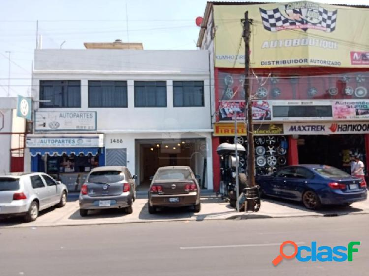 Local en renta en av. cafetales, local en renta frente al metrobus las bombas superficie 51 m2