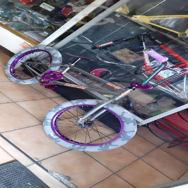 Bicicleta san-do bmx