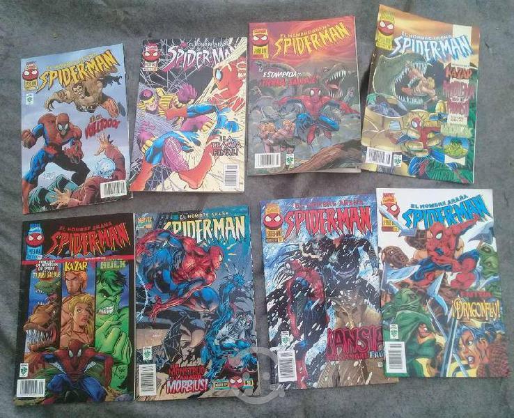 Hombre araña 42 comics exte edo editor ¨vid¨ 1998