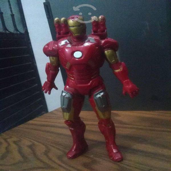 Ironman de juguete (marca matel)