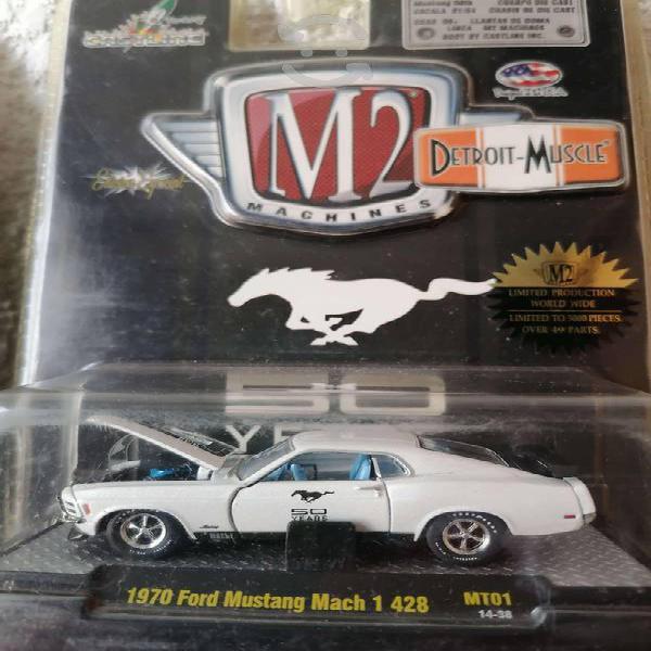 M2 machines 50 years 1:64