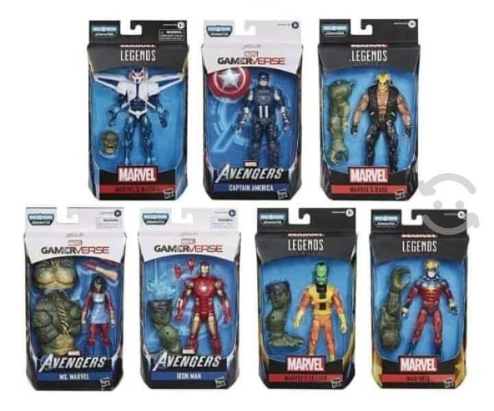 Marvel legends pack 14 fig