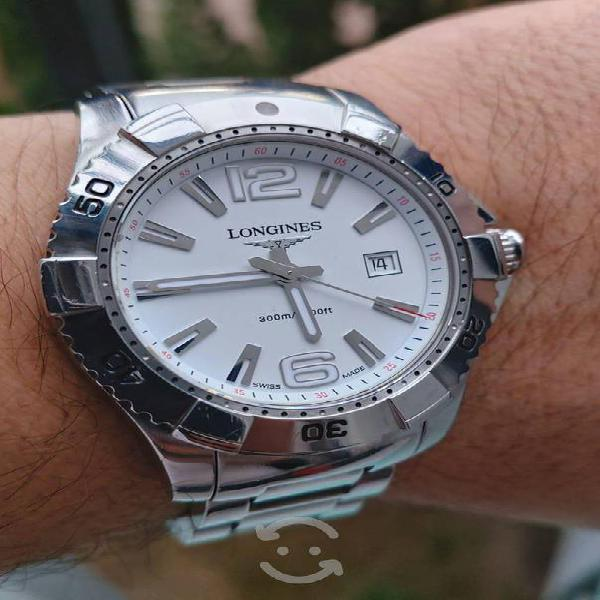 Reloj longines hydroconquest original remate