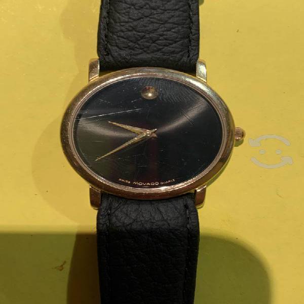 Reloj movado cuarzo original 33mm