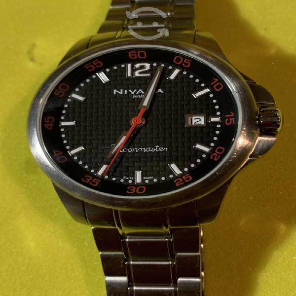 Reloj nivada moonmaster original