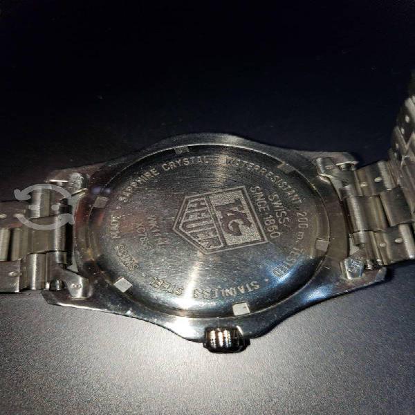 Reloj para caballero tag heuer