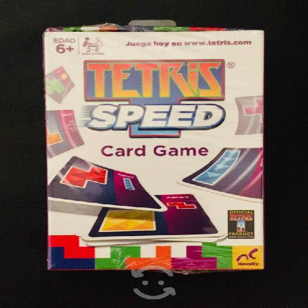 Remato tetris speed nuevo