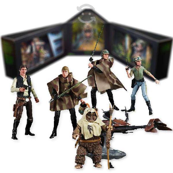 Set Coleccionable - Star Wars Black Series Heroes
