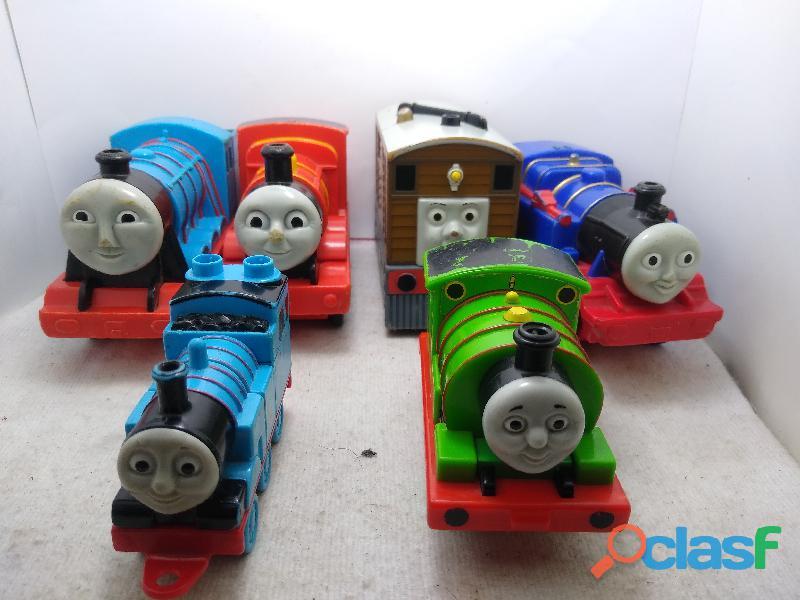 Locomotoras mattel 2009 2011 thomas y sus amigos