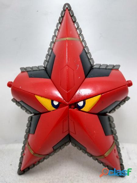 Power ranger ninja storm red ranger bandai 2002