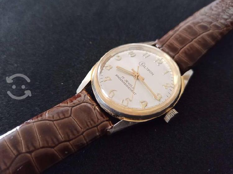 Reloj hombre kaltron suizo de los años 60s
