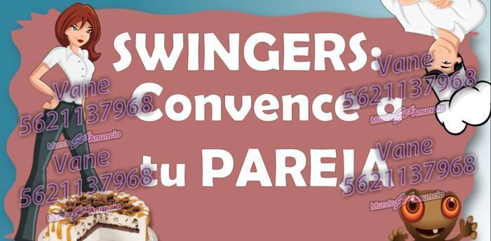 Goza de tu sexualidad con nosotros, al estilo swinger.
