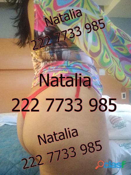 Natalia morena madura independiente sensual apasionada guapa caliente