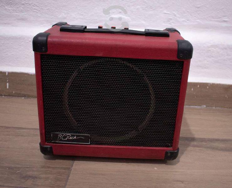 Amplificador bc rich para guitarra eléctrica 10 w