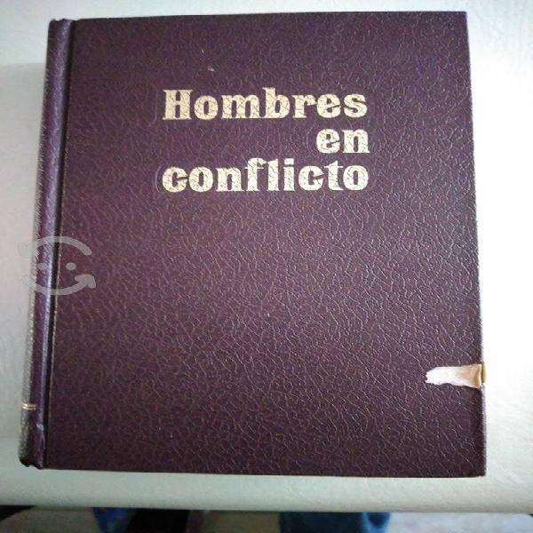 Hombres en conflicto