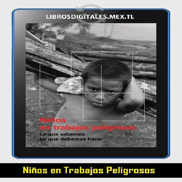 LIBRO : Niños en Trabajos Peligrosos