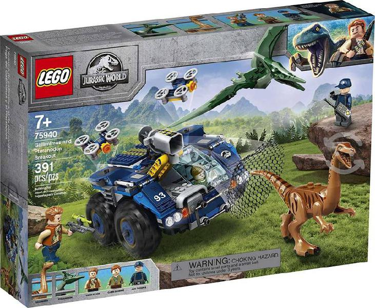 Legos 75940 76899 75242 76125 precio de c/u