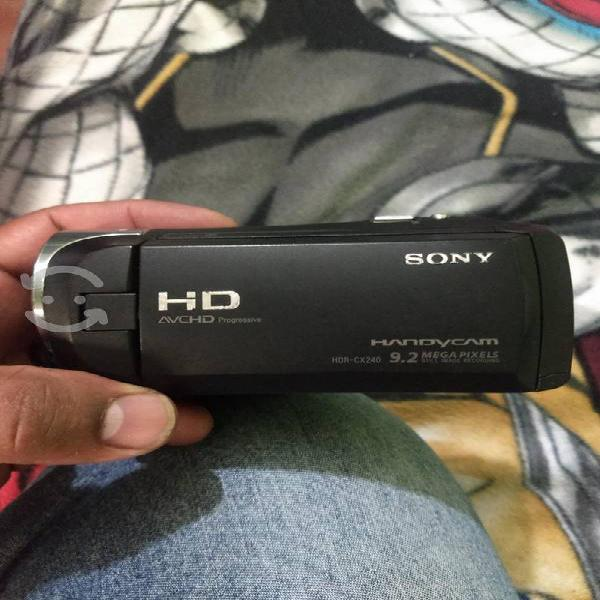Videocamara sony hd