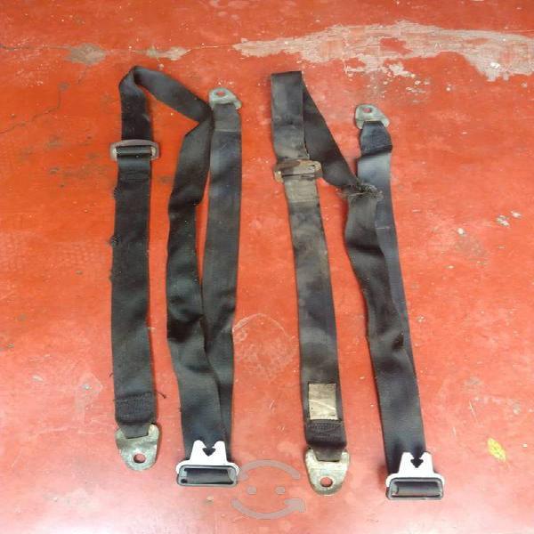 Cinturones de seguridad de vw originales de caribe
