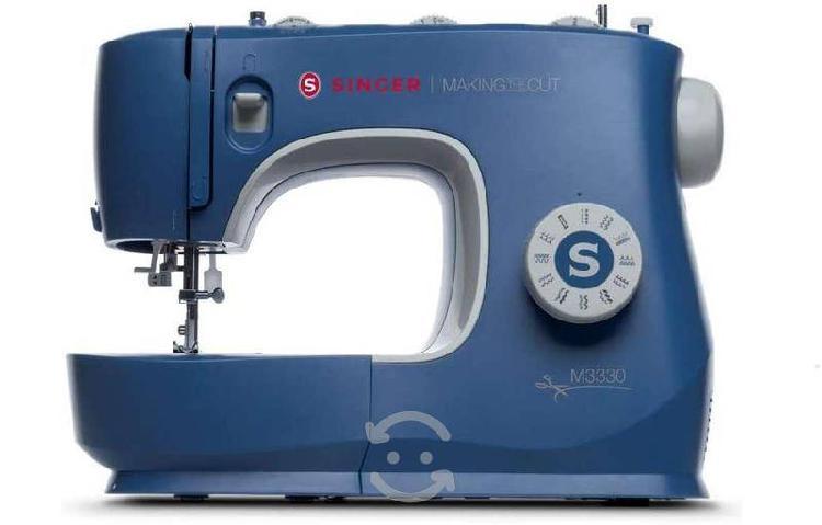 Maquina de coser singer m3330 :: nueva