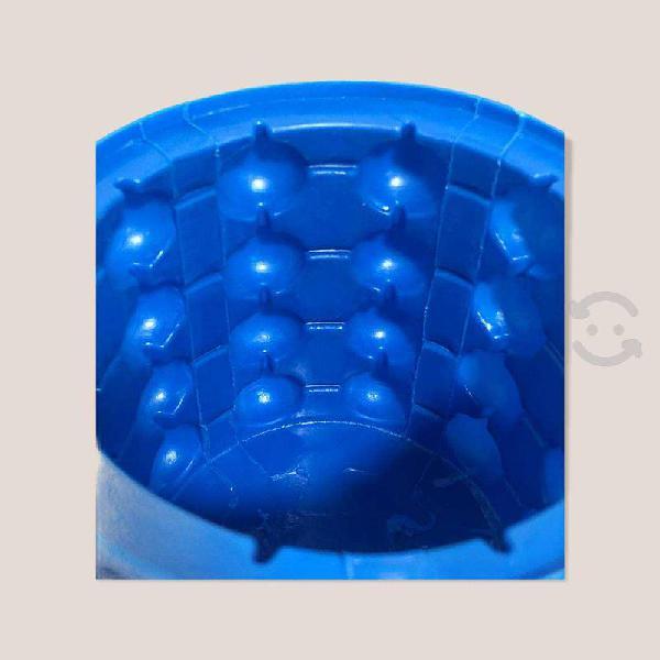 Mini hielera de silicón fabrica cubos de hielo