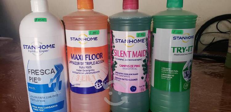 Productos limpieza de stanhome