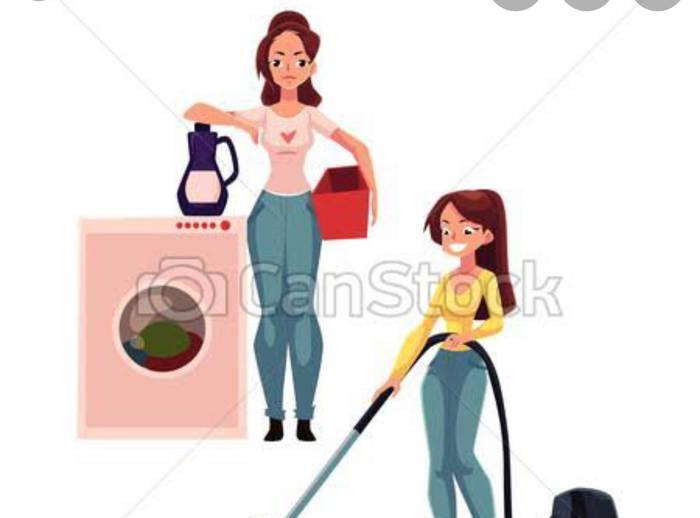 Busco empleada doméstica de amplio criterio
