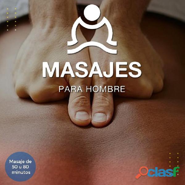 Masaje descontracturante Guadalajara