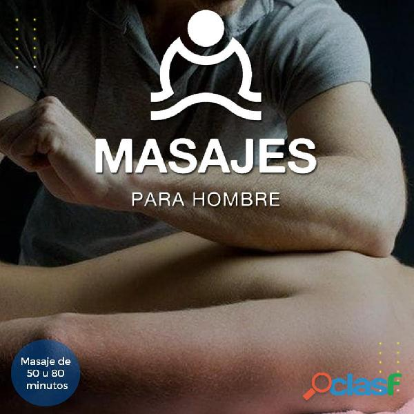Masaje profundo Deep Tissue Therapy Massage Guadalajara