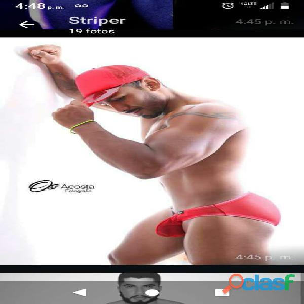Stripers show Tecámac vip cumpleaños