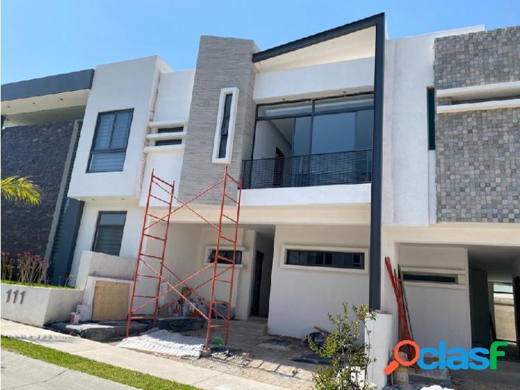 Casa renta 110-c en la cima zapopan
