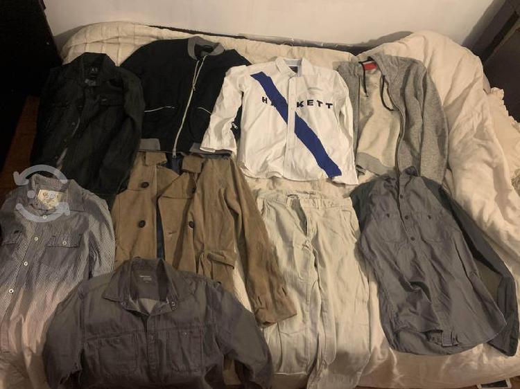Aprovecha lote de ropa para hombre