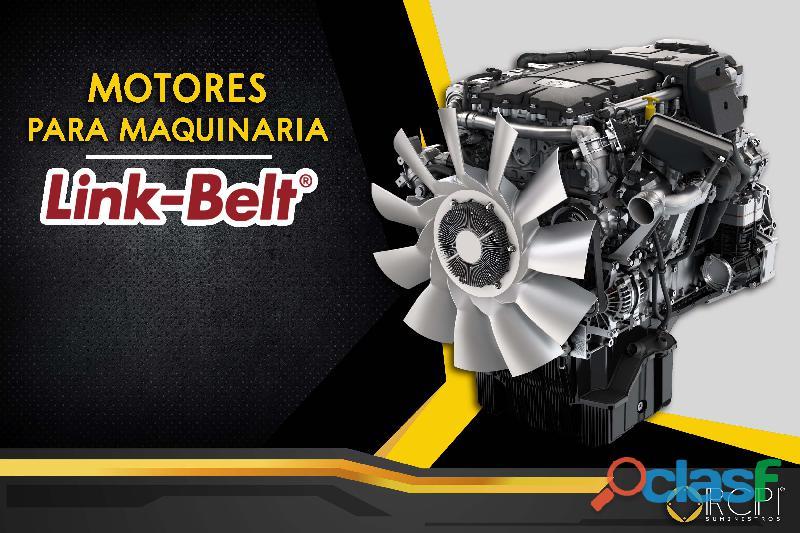 Motores industrial nuevos, usados y reconstruidos