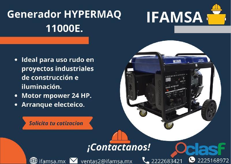 Venta generador 11,000w en cd. mexico