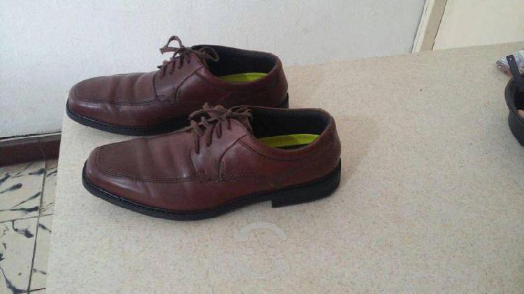 Zapatos bostonian flexlite 8 y 1/2 una sola puesta