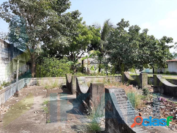 Renta terreno 1550 m² Santiago de la peña Tuxpan Veracruz, Santiago de La Peña 1