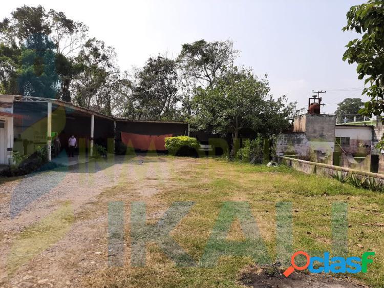 Renta terreno 1550 m² Santiago de la peña Tuxpan Veracruz, Santiago de La Peña 3