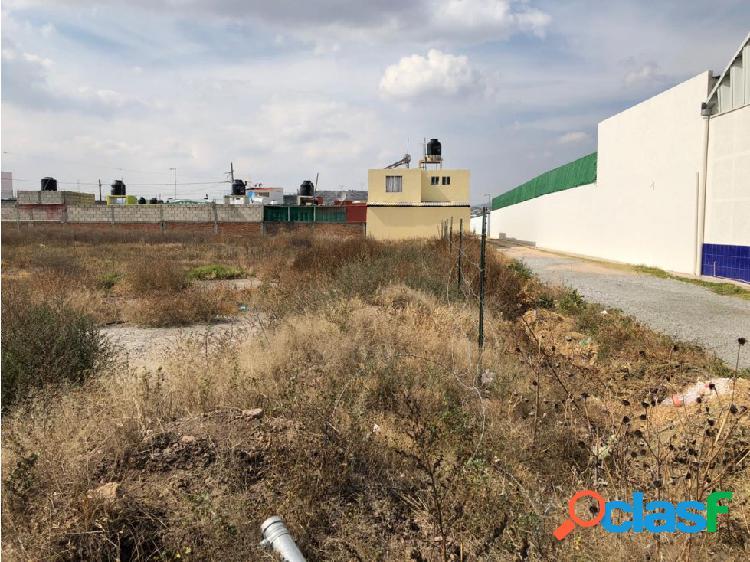 Terreno en venta cerca de blvd las torres