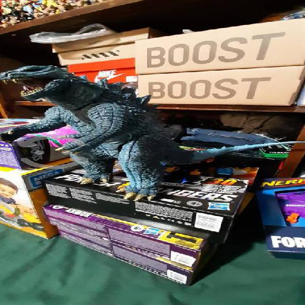 Godzilla bootleg Godzilla vs Kong con sonido