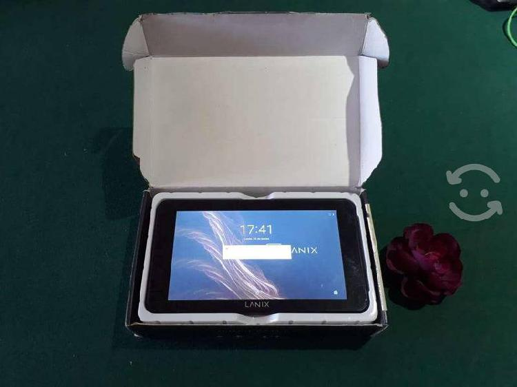 Tablet lanix ilium pad e7 b18