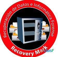 Recuper tus archivos de discos duros