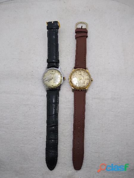 Relojes steelco vintage