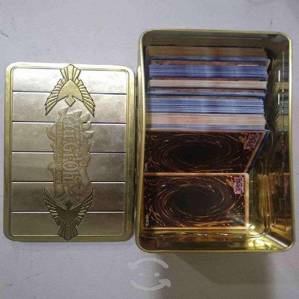 Colección de cartas yugioh
